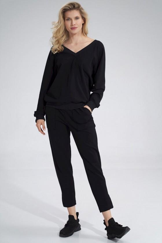 Tracksuit trousers model 155925 Figl