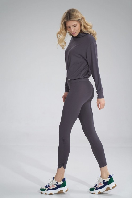Long leggings model 155967 Figl
