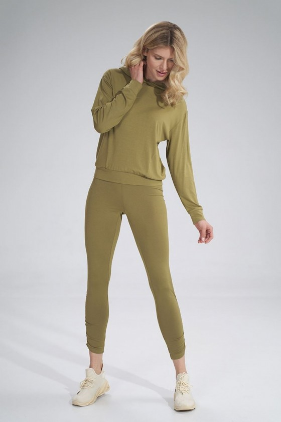 Long leggings model 155969 Figl