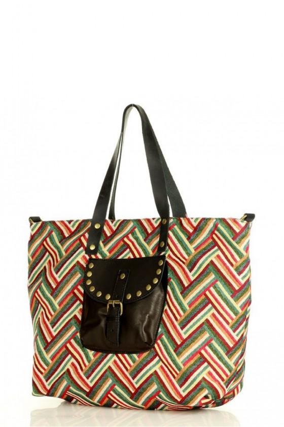 Everyday handbag model 156664 Mazzini