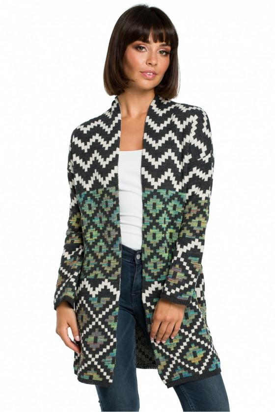 Cardigan model 121208 BE Knit