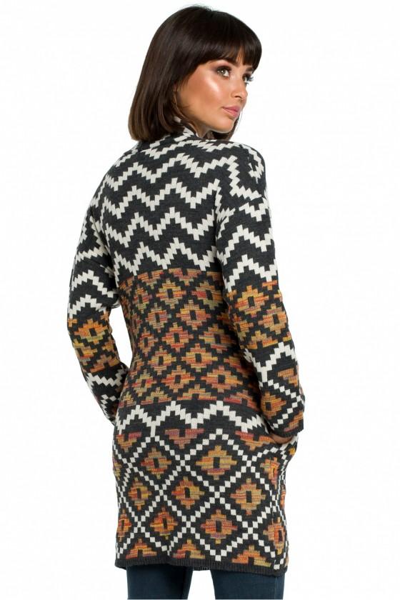 Cardigan model 121209 BE Knit