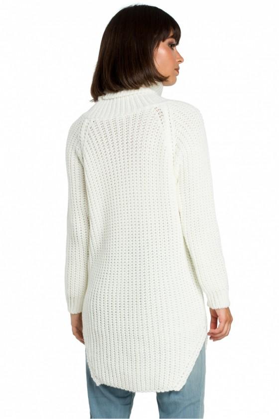Long jumper model 121215 BE Knit
