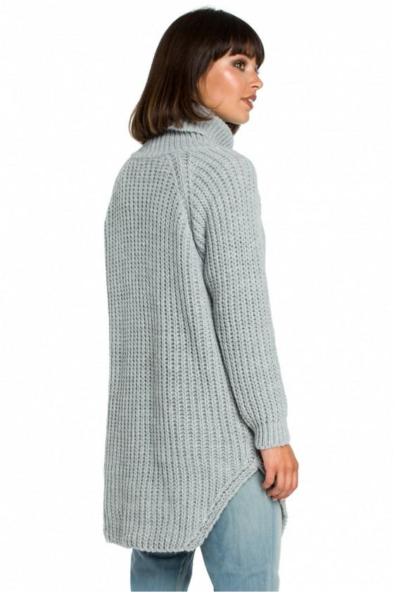 Long jumper model 121217 BE Knit
