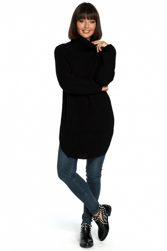 Long jumper model 121218 BE Knit