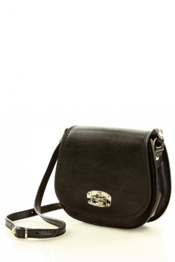 Natural leather bag model 122022 Mazzini