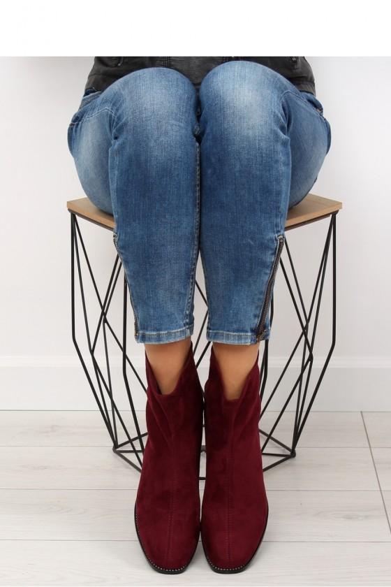 Heel boots model 122159 Inello