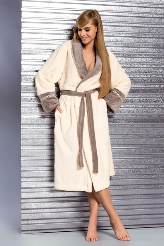 Long bathrobe model 122868...