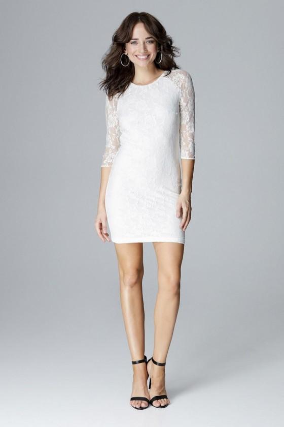Short dress model 123807 Lenitif