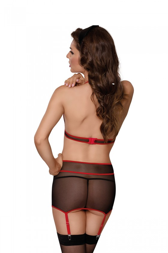 Erotic suit model 124401 SoftLine Collection
