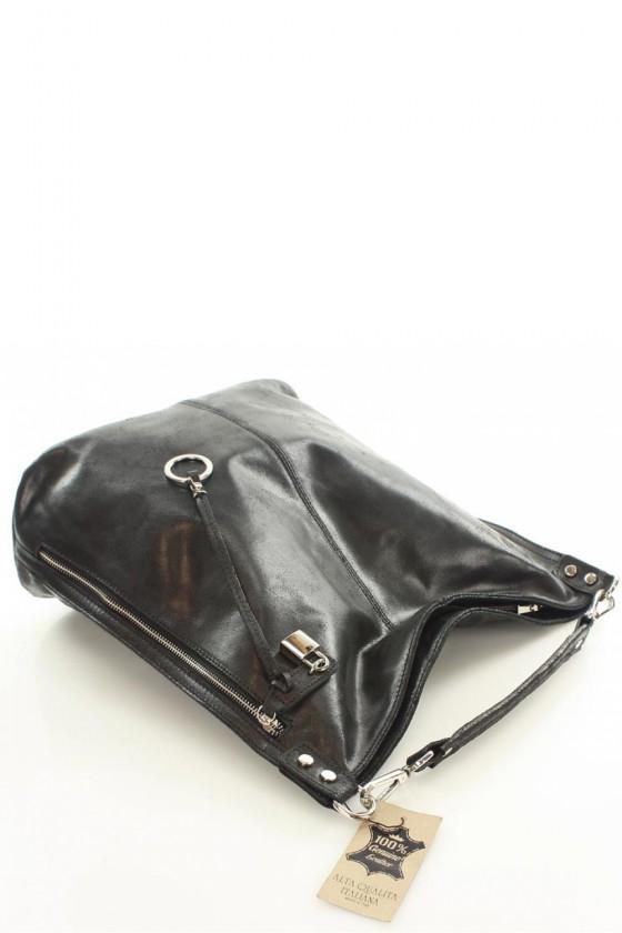 Natural leather bag model 107801 Mazzini